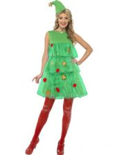 Christmas Tree Tutu Dress